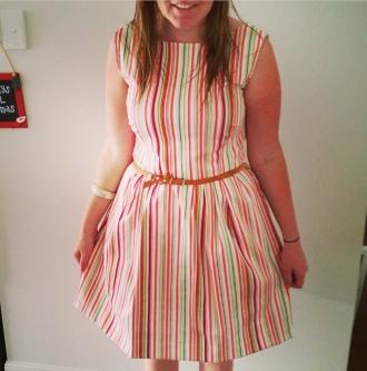 """""""Candy Shop"""" dress"""