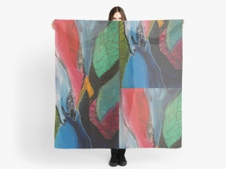 """""""Cocoon"""" Scarf"""